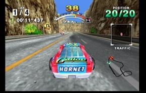 Daytona USA - Dreamcast.