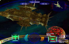 Wing Commander Prophecy - in game.