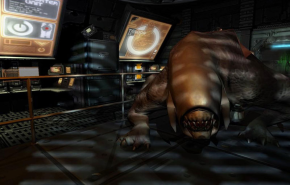 The pinky deamon from Doom 3.