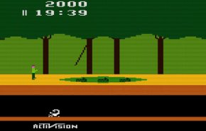 By far the best game included in the PC version of the Activision Atari 2600 action pack.
