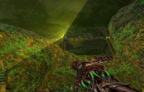 Daikatana - How many robotic frogs, insects, and other small vermin can you kill?